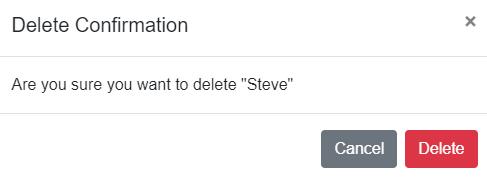 blazor delete confirmation component