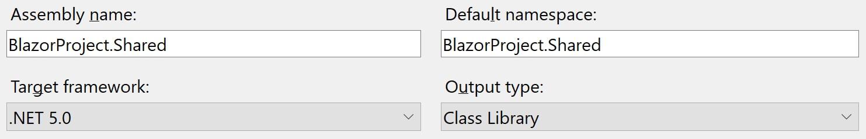 blazor-shared-project