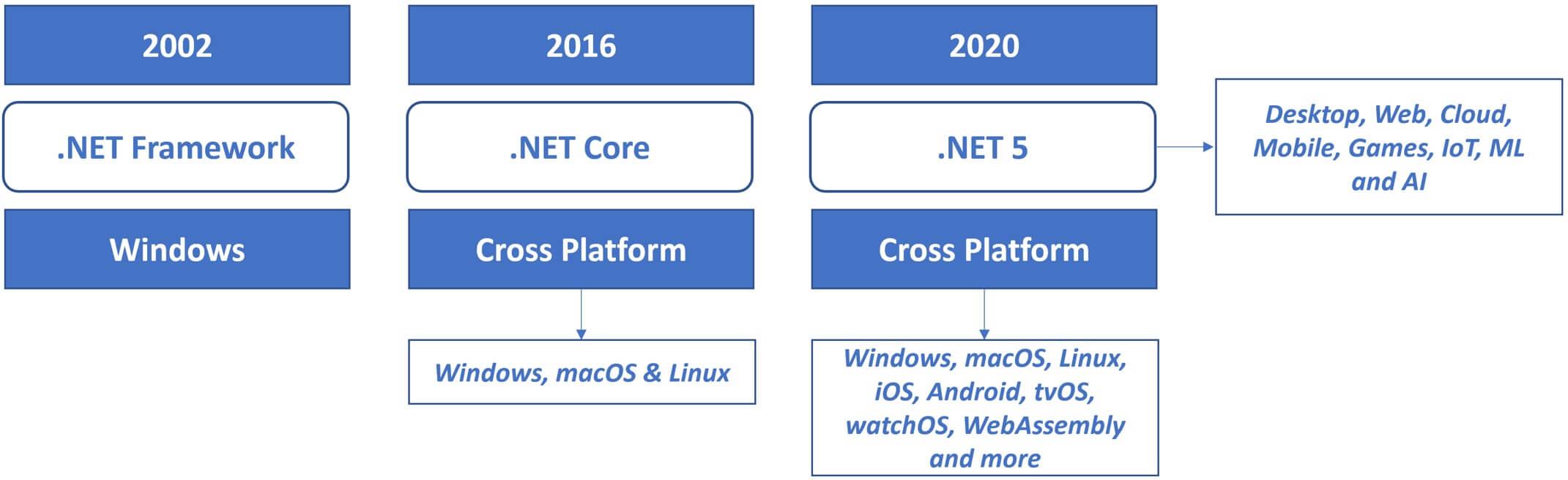 what is .net 5