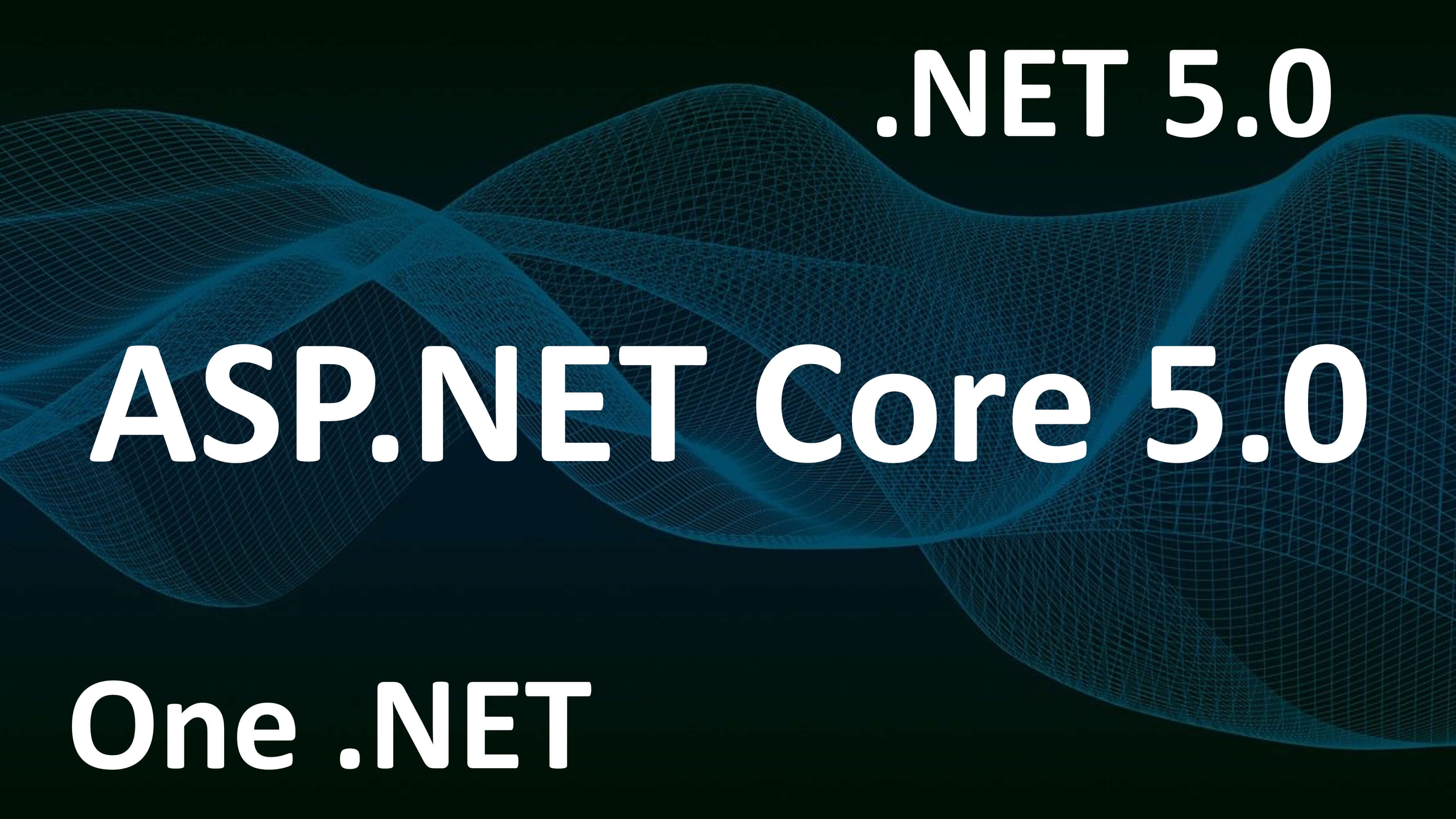what is asp net.core 5