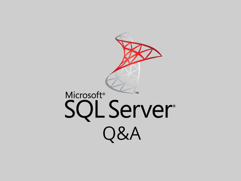 Frequently asked sql server interview questions and answers